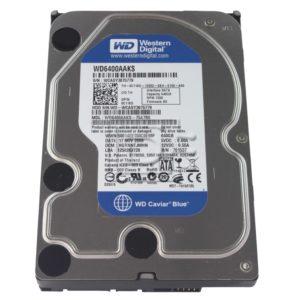 Disque Dur HD 640 Go 3.5″ WD 7500 RP Caviar Blue