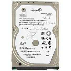 Disque Dur HD 320 Go 2.5″ Seagate 5400RP